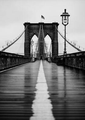 Brooklyn Bridge on Film