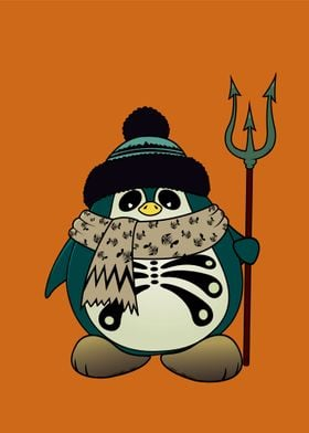 Harold The Penguin