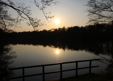 Picture I took at the Fradley reservoir near Lichfield