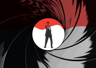 007 Bloody Iris