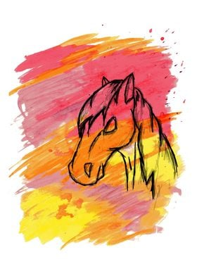 The Seventh Sign - Horse - Fire Element