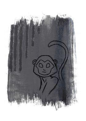 The Ninth Sign - Monkey - Metal Element