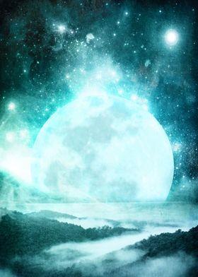 A Moon So Bright