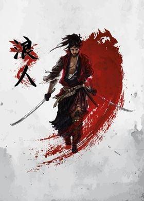 Ronin Samurai