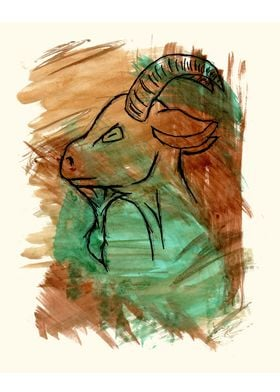 The Eighth Sign - Goat - Earth Element