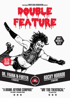 Rocky Horror Picture Show/Wrestling mash-up
