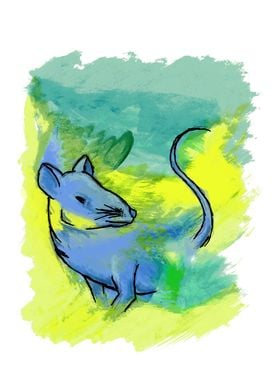 Rat Sign - Additional Detailing - Customization Availab ...