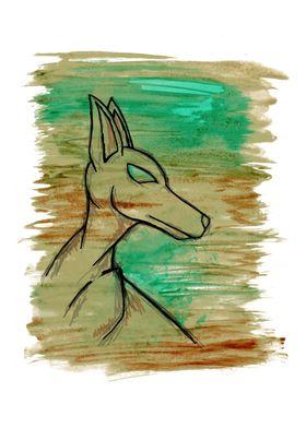 Dog Sign - Additional Detailing - Customization Availab ...
