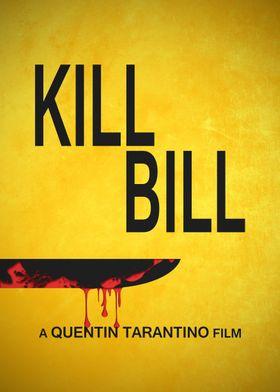 KILL BILL INSPIRED MINIMAL MOVIE