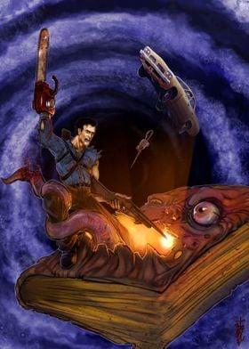 Ash vs. The Necronomicon Ex Mortus - An Endless Battle