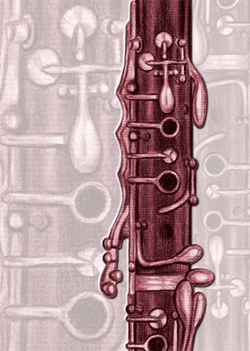 Clarinet Upper Joint