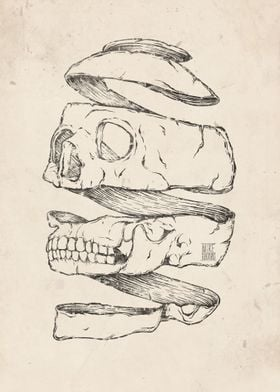 Twister Skull