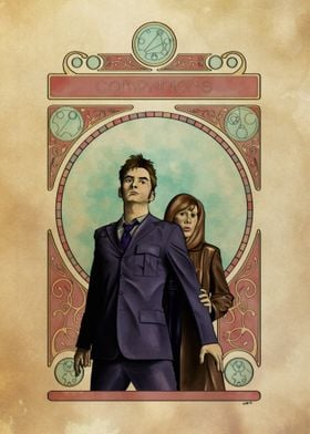 Doctor Who - the 10th