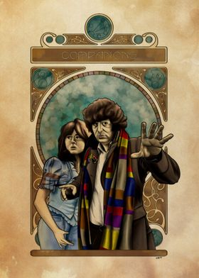 Doctor Who - the 4th