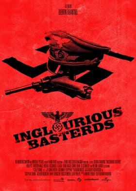 My homage to the great movie Inglourious Basterds
