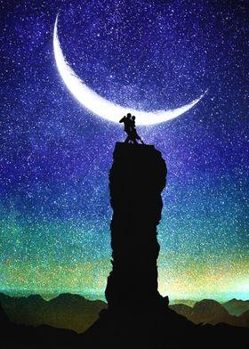 A Waltz in the Moonlight