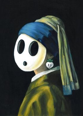 The Shyguy with the Turnip Earring