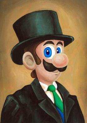 Dapper Luigi