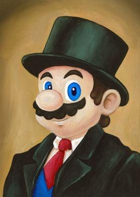 Dapper Mario