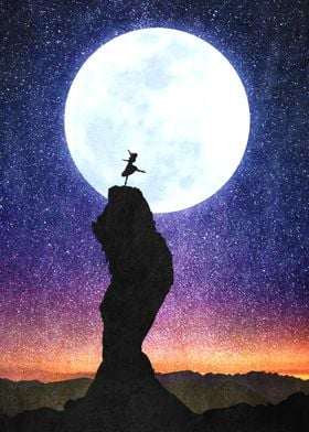 A Dance for the Moon