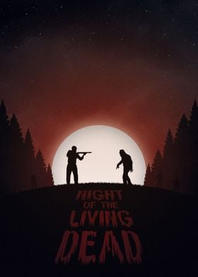 Night of the Living Dead (Red Version)