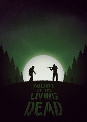 Night of the Living Dead (Green Version)