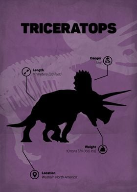 Triceraptos (inspired by Jurassic World)