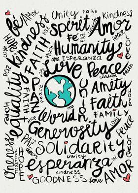 World Positive Messages