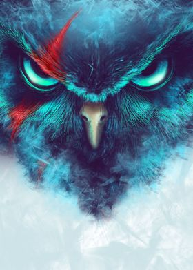 The Fearsome Owl