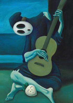 The Shy Guitarist