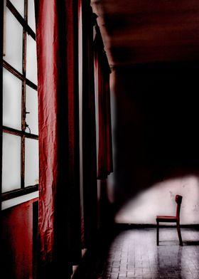 Ombre e luci nella stanza