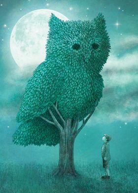 The Night Gardener - Cover