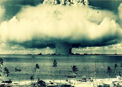 teste nucléaire