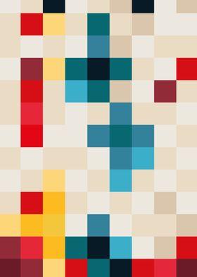 pixels color
