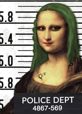 gioconda in jail