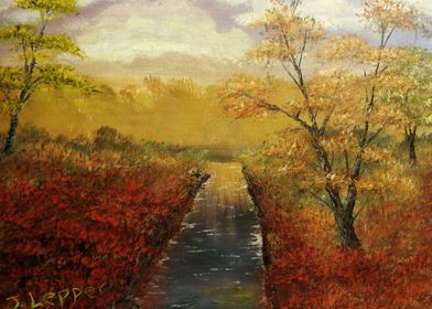 """""""Autumn's Approach"""" by Jack Lepper"""