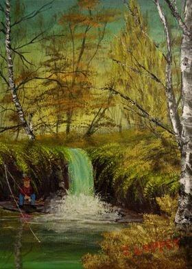 """Honey Hole"" by Jack Lepper"