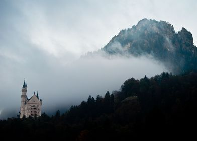 The fog isn't there to discourage. It's meant to peak t ...