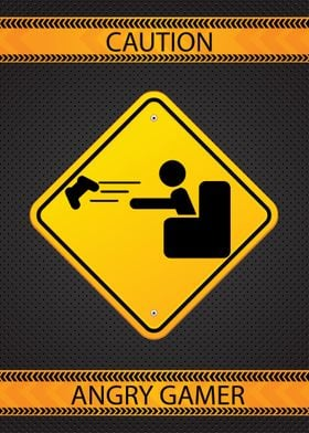 Caution... Angry gamer!