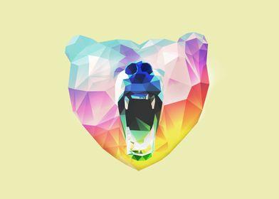 Love Bear Diamond