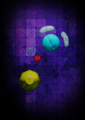 Gamecube controller artwork