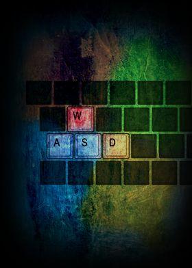 Windows gaming artwork