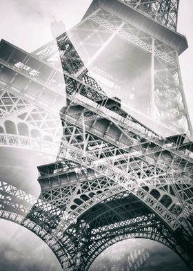 Eiffel Tower Study