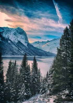 Peter Lougheed Provincial Park in Kananaskis Alberta, C ...