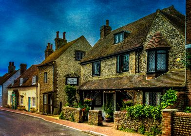 Main Street, A Village in England