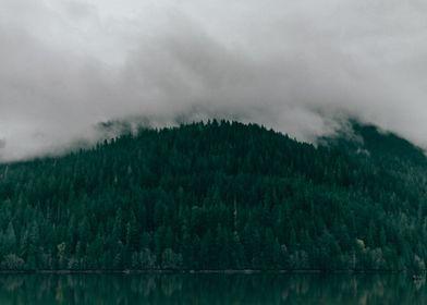 Pacific Northwest Lake