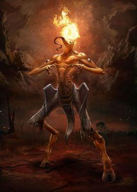 Uriel - Angel of Flame