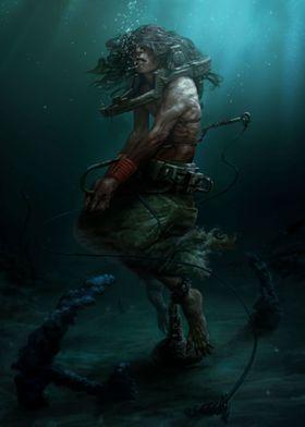 Rahab - Angel of the Deep