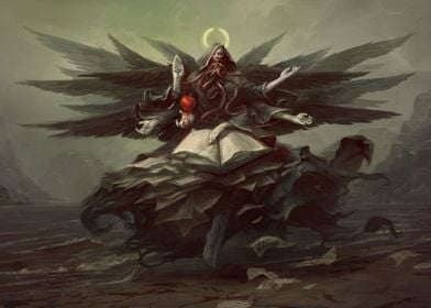 Azrael - The Angel of Death