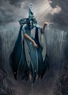 Matariel - Angel of Rain